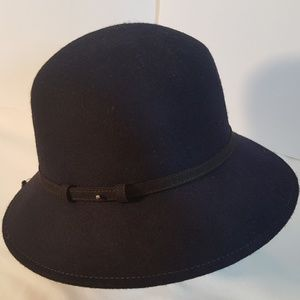 Accessories - Classy hat navy blue